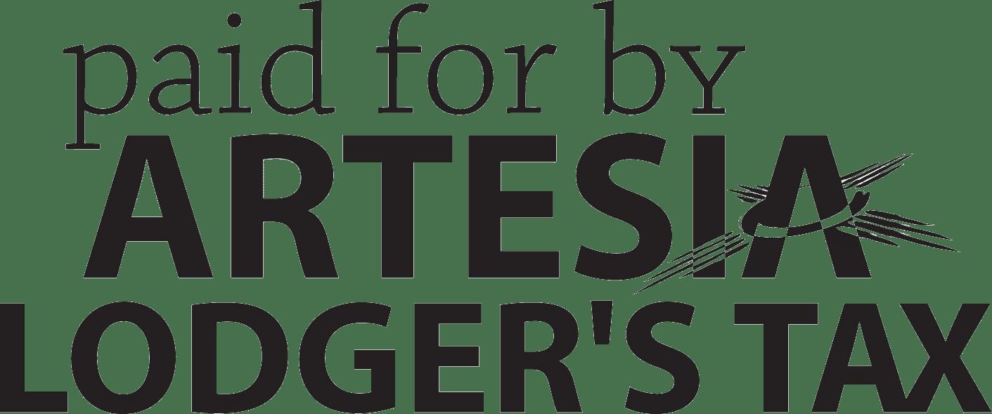 Artesia Lodgers Tax logo